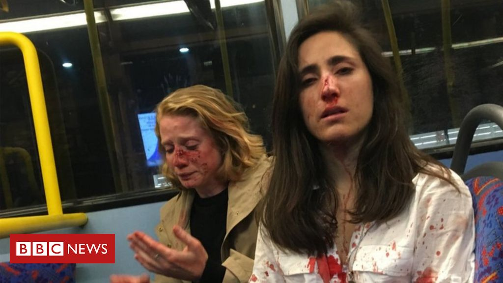 London bus attack: Boys told couple 'to show how lesbians have sex' thumbnail