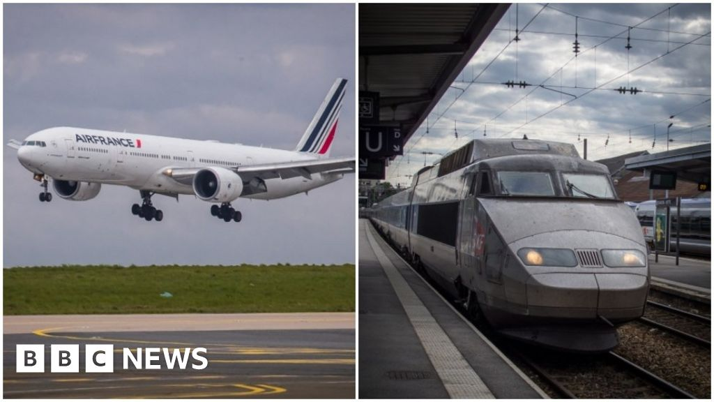 France moves to ban short-haul domestic flights
