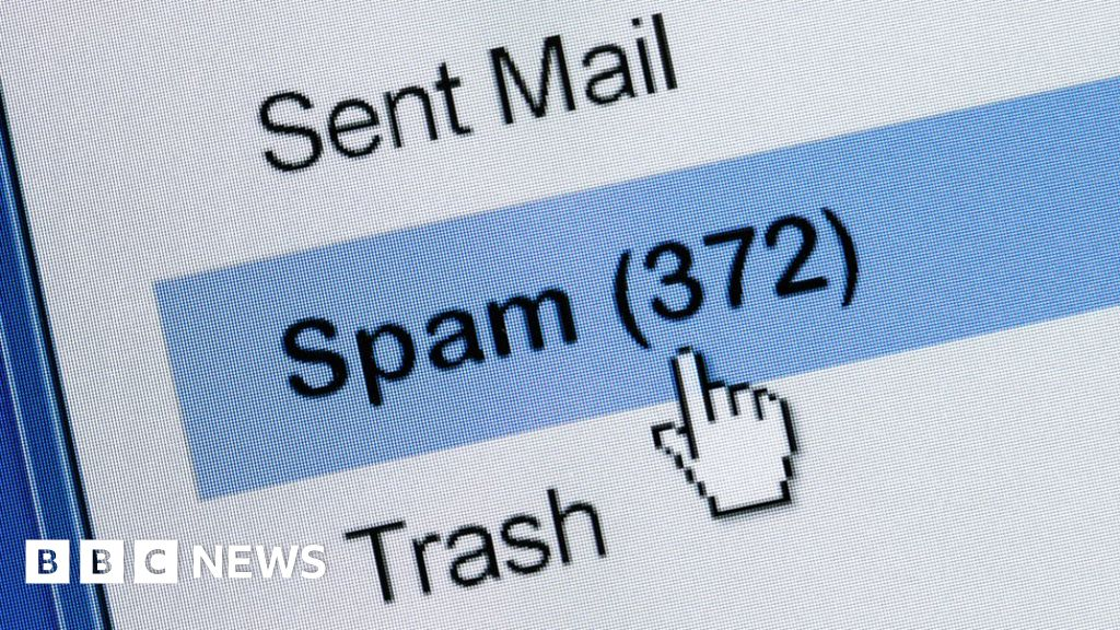 BT fined for five million spam emails