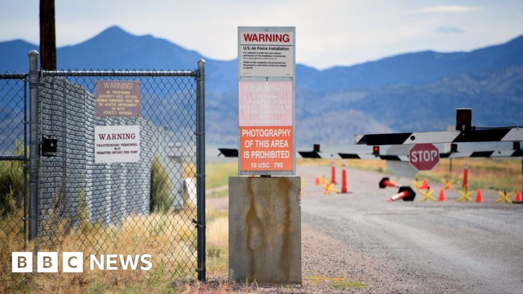What Is Area 51 And What Goes On There Bbc News