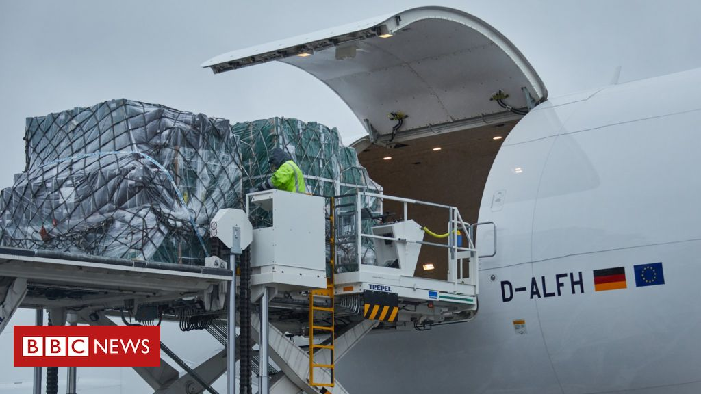 , Lufthansa airlifts food to the UK amid lorry chaos, Saubio Making Wealth