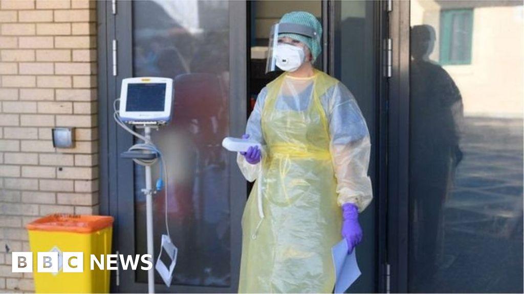 Coronavirus: Five more people diagnosed in NI thumbnail