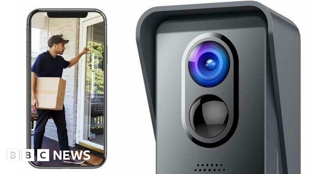 Smart doorbells 'easy target for hackers' study finds