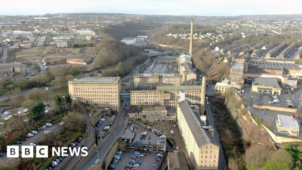 The North of England, disused mills  in danger