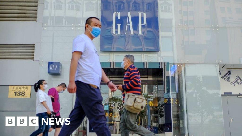 Apparel chain Gap posts near-£1 billion loss due to coronavirus