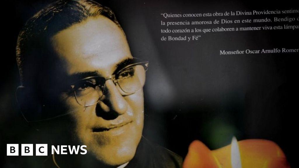 Murdered Archbishop Romero becomes saint