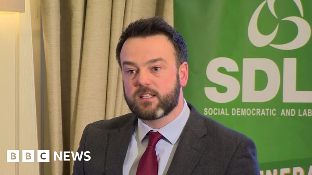 General election 2019: SDLP leader criticises MPs who do not take seats