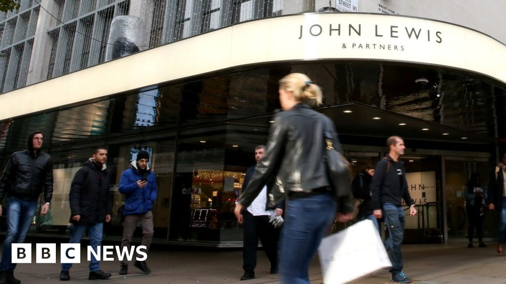 John Lewis axes third of top jobs in restructuring