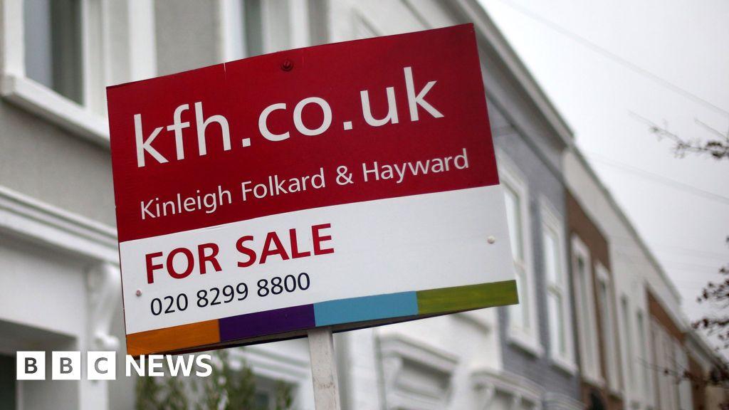 UK mortgage lending highest for seven years, says CML