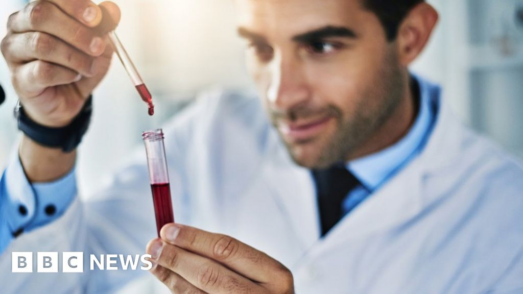 Blood Test Can Check For More Than 50 Types Of Cancer Bbc News