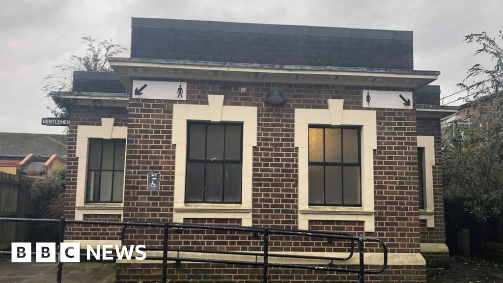 To spend a dime? To sell Bridgend public toilets for £61k