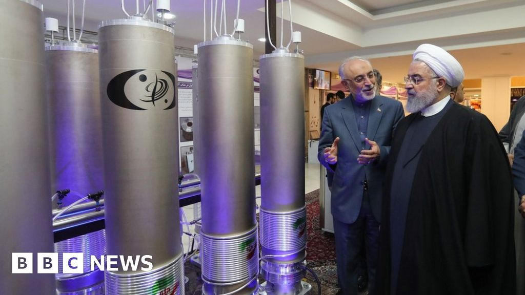 Iran to breach enriched uranium limit in 10 days