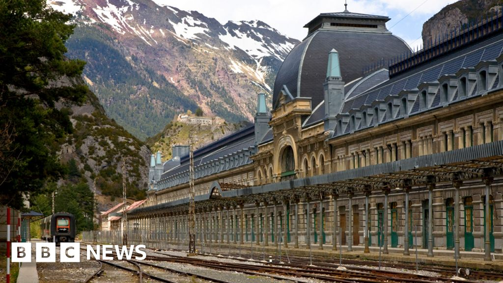 Is Europe's ghostliest train station about to rise again?