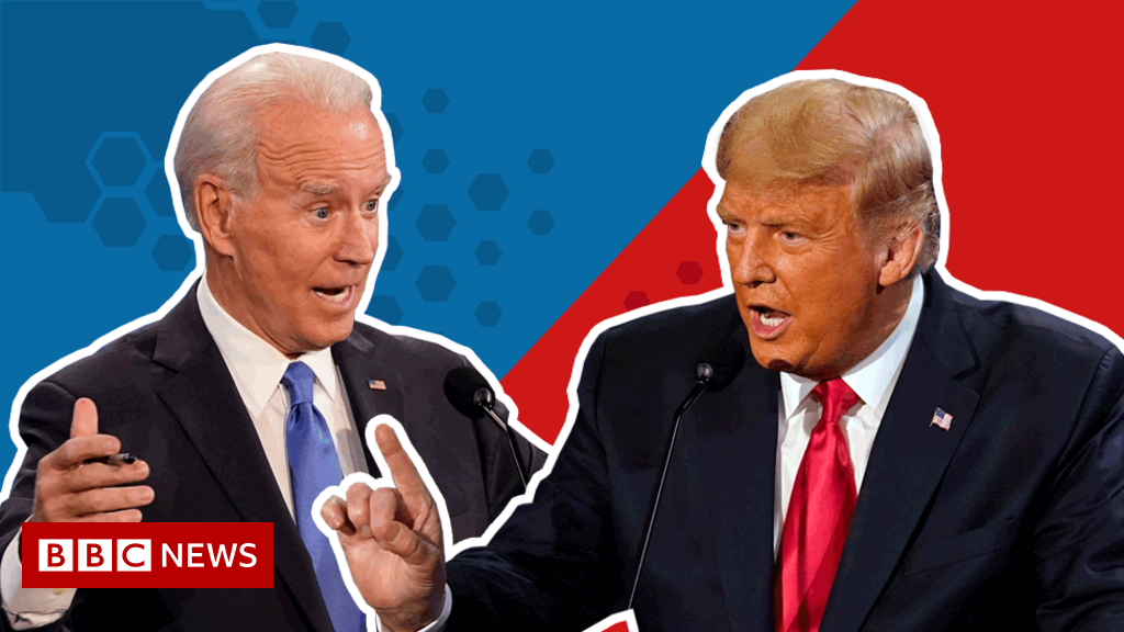 Presidential debate 2020: Trump and Biden final debate fact-checked