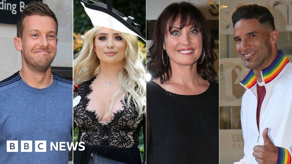 Strictly Come Dancing: First crop of celebs are revealed