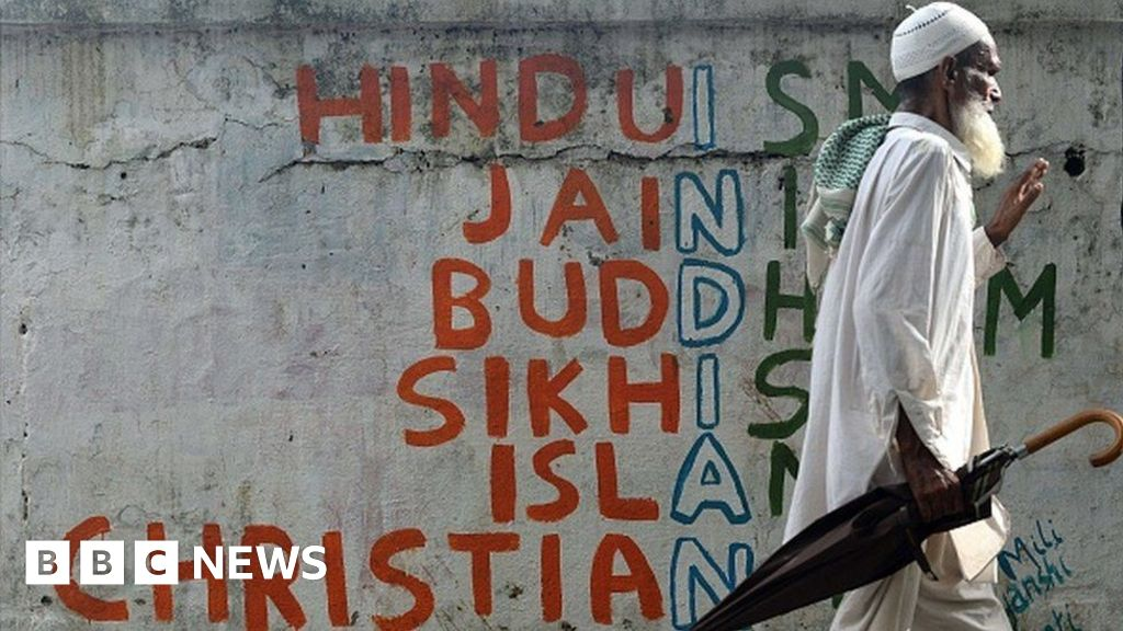 Pew study: Little change in India's religious make-up in 70 years