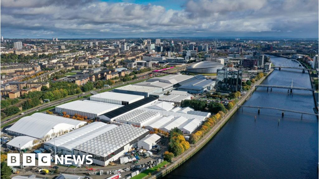 COP26: Disruption forecast in Glasgow as busy roads begin to close