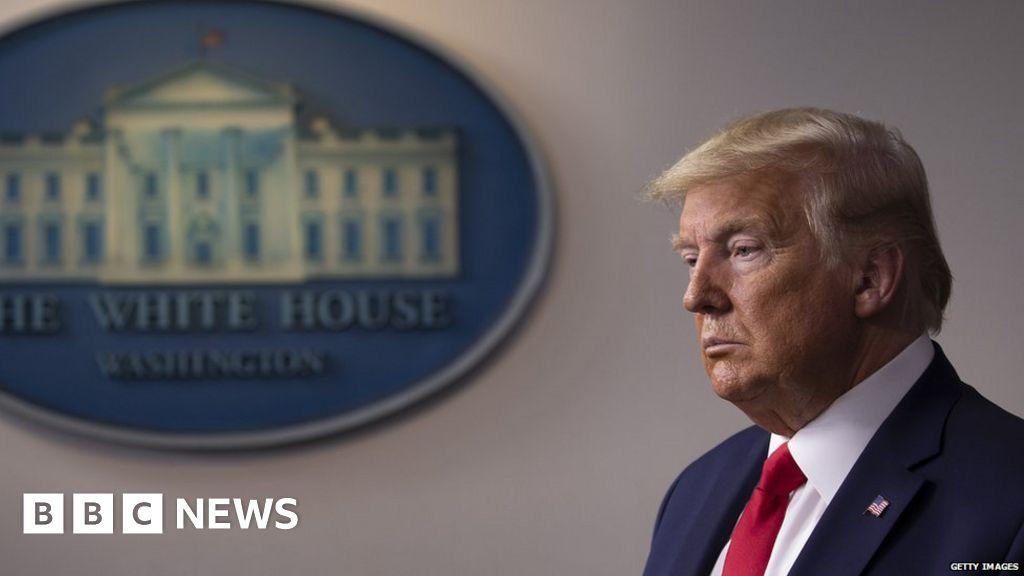 Coronavirus: Trump seals emergency virus deal worth trillions