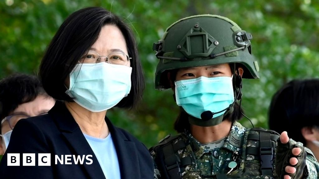 WHO chief and Taiwan in row over 'racist' comments