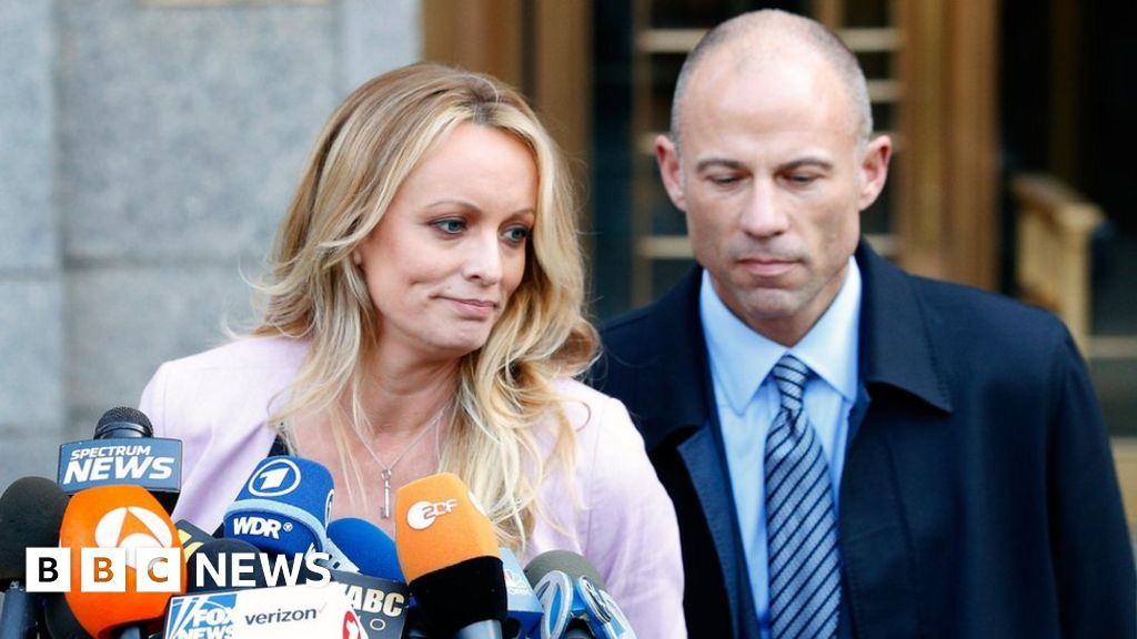 Stormy Daniels' lawyer 'arrested' thumbnail