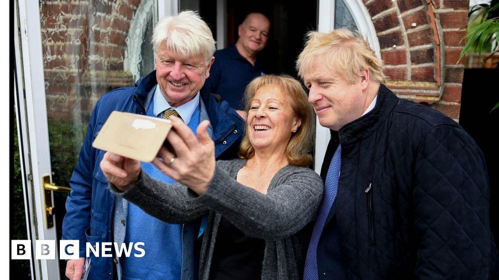 Uxbridge and Ruislip: the fall of The battle, Boris Johnson
