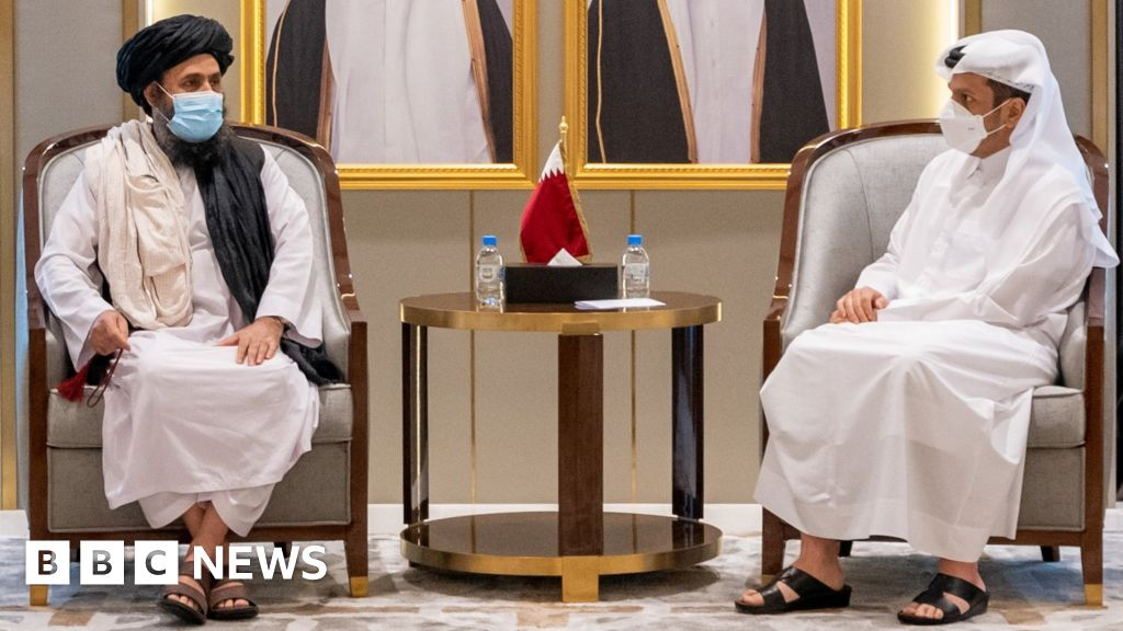 , Afghanistan: Qatar and Turkey become Taliban's lifeline to the outside world, The World Live Breaking News Coverage & Updates IN ENGLISH