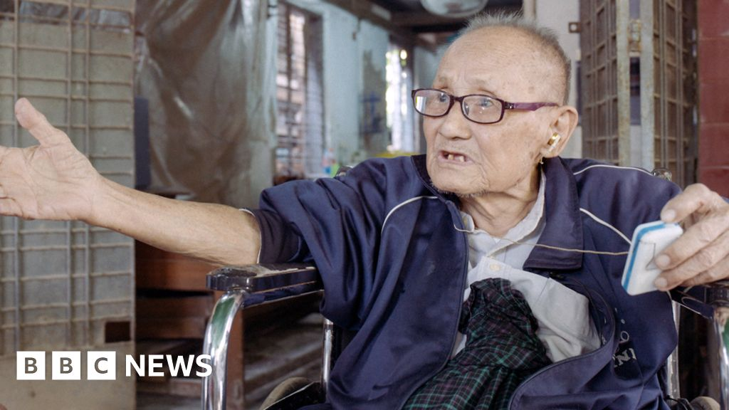 Searching for Burma's forgotten World War Two heroes - BBC News