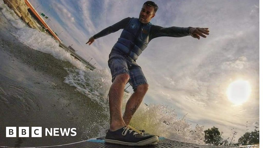 The pandemic is fuelling a surfing boom - in Ohio corn country