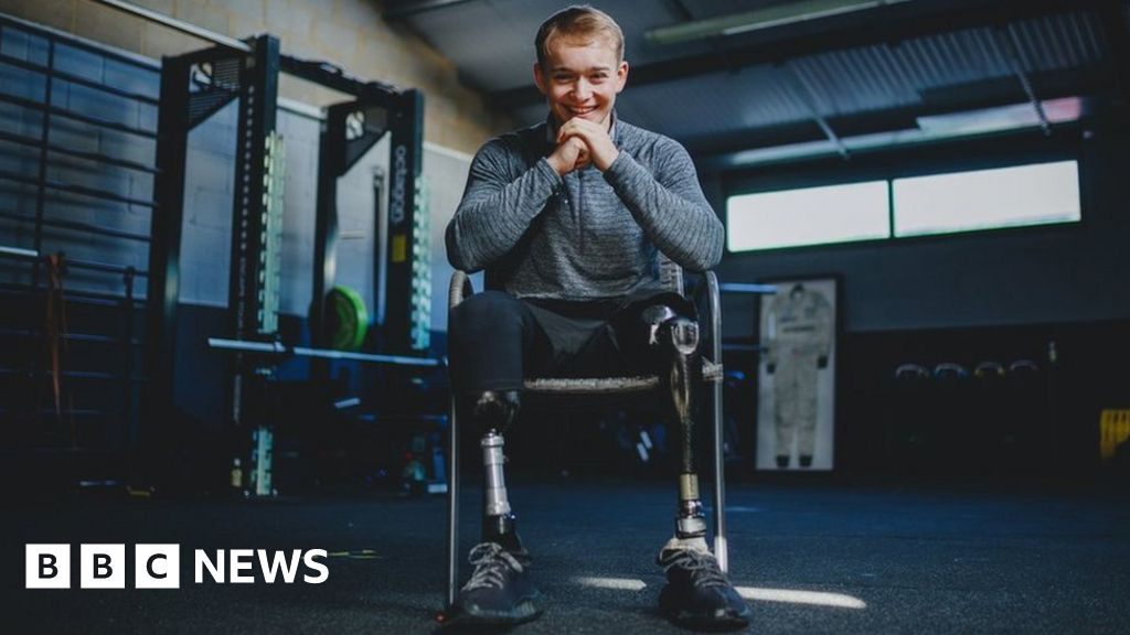 Billy Monger takes on 140-mile Comic Relief challenge