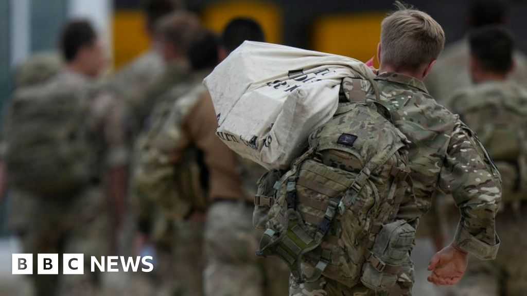 Afghanistan: Final UK flight for civilians leaves Kabul, says government thumbnail