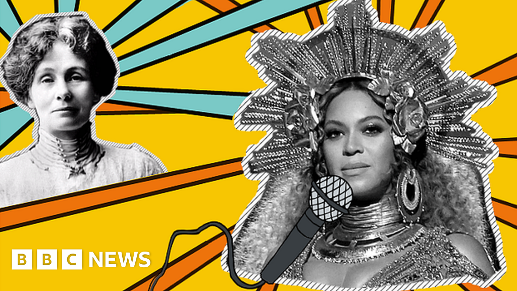 Quiz: Connect a suffragette to Beyonce in eight steps