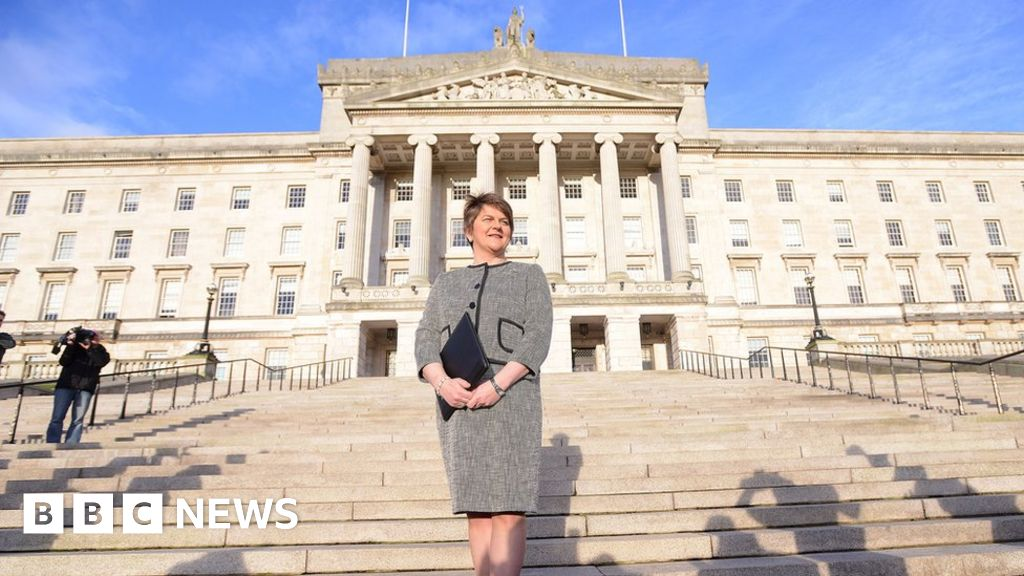 Arlene Foster: From trailblazing leader to party civil war