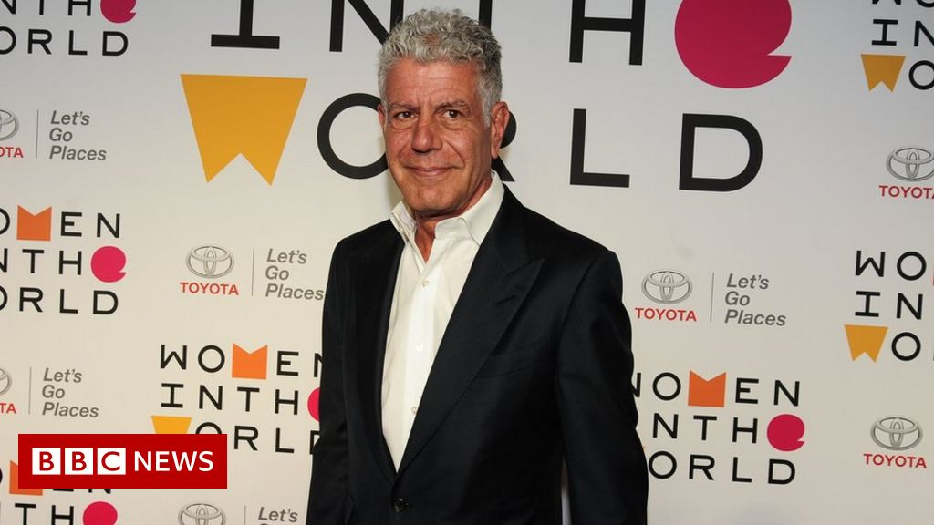 Anthony Bourdain: Celebrity chef found dead at 61