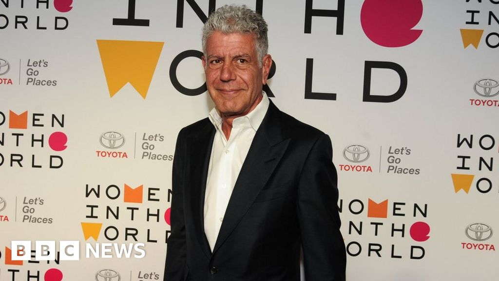 Chef Anthony Bourdain found dead at 61