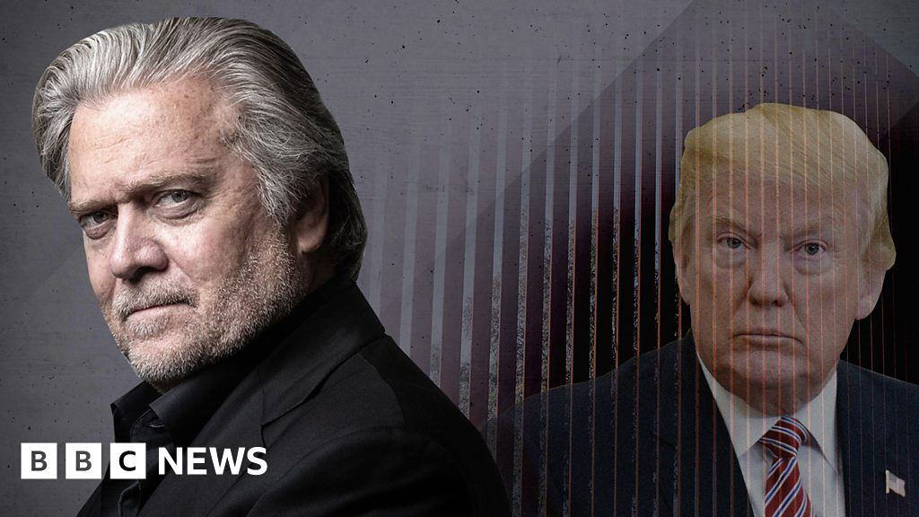 Bannon: 'Trump's border crackdown is anti-racist'