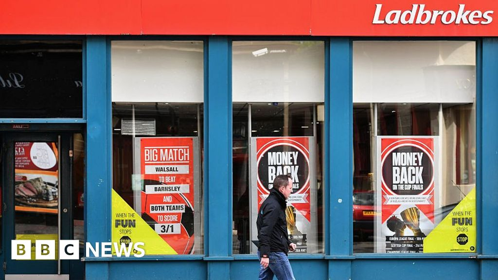 Ladbrokes Coral bought by online rival GVC - BBC News