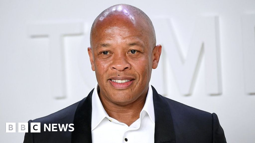 Dr Dre: Rap legend returns home after brain aneurysm