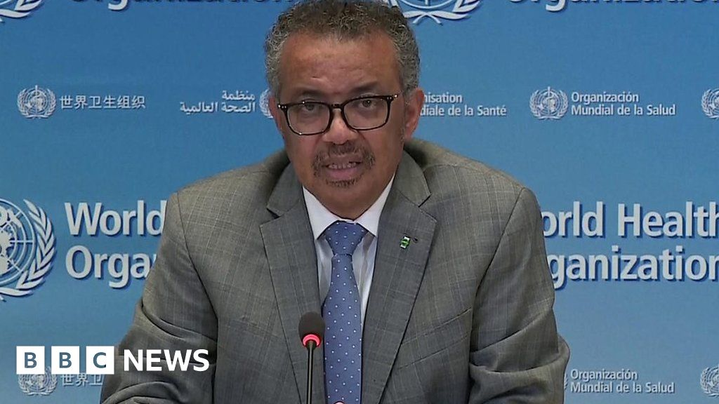 WHO 'deeply concerned by coronavirus 'rapid escalation'