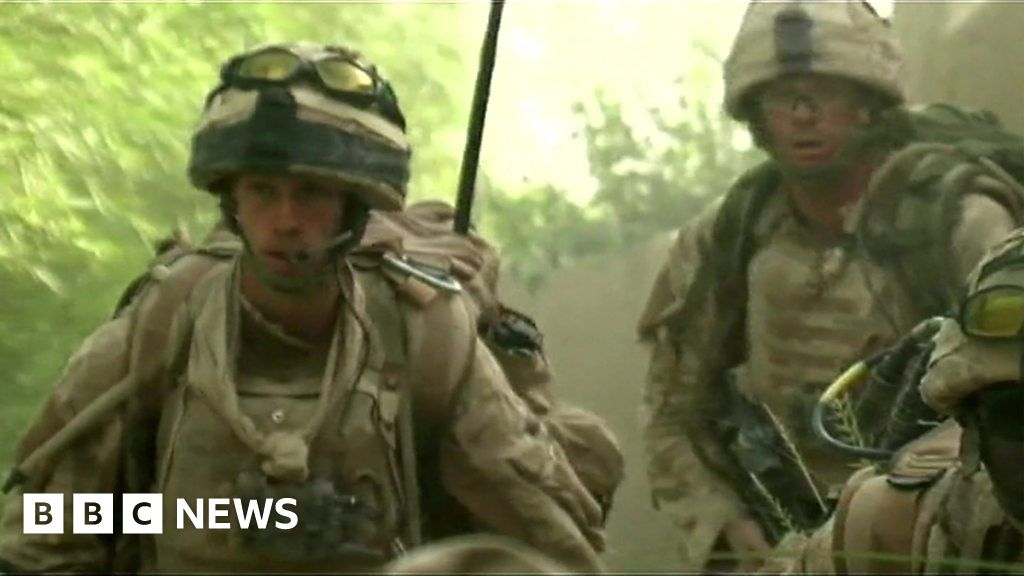 Helmand: Army survivors describe their legacy of trauma