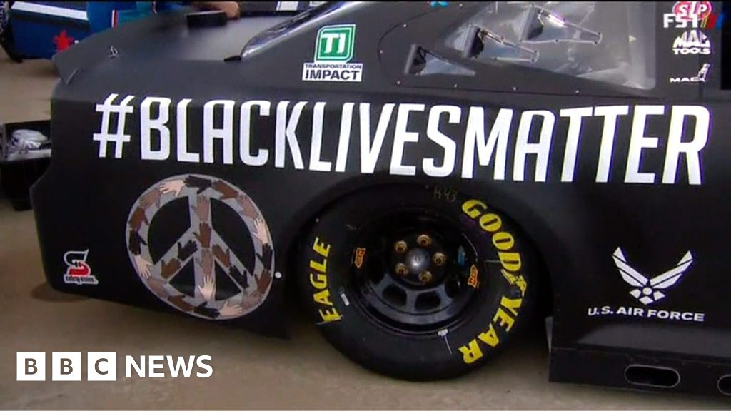Why Nascar is banning the Confederate flag from its races thumbnail