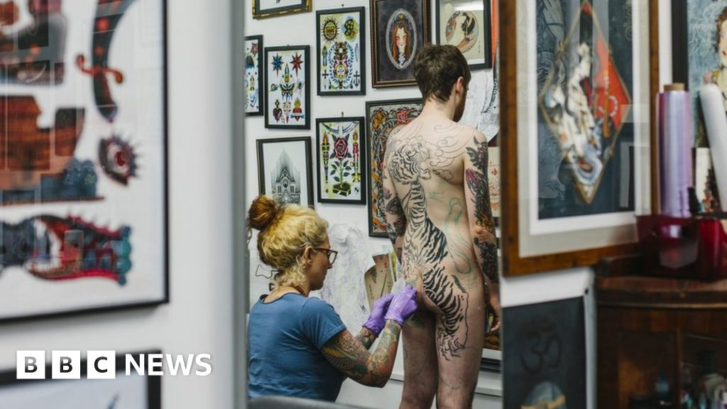 Tattoo trends the inking of london from the victorians to for Studio 7 tattoo