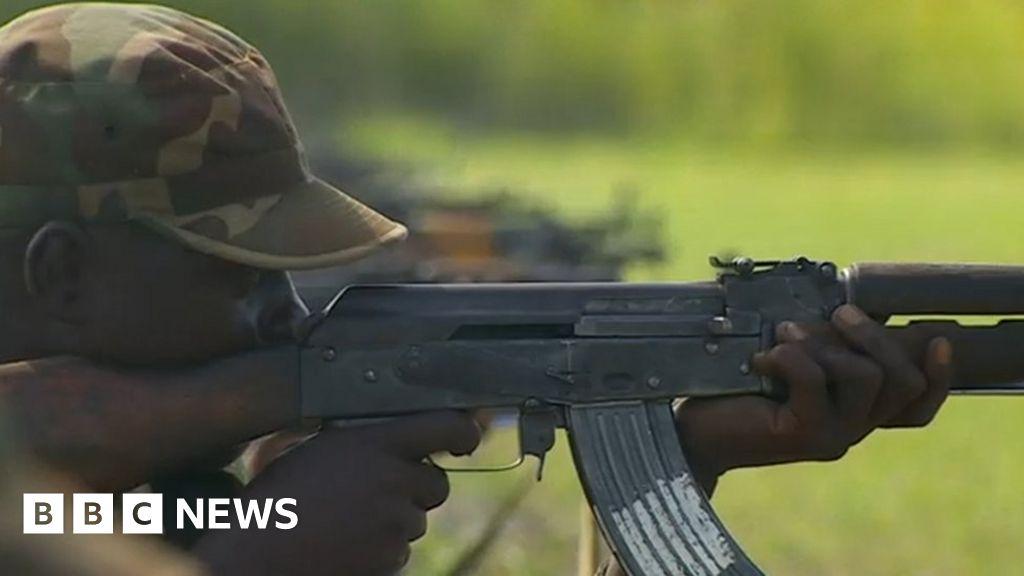 Ugandan Army Confirms It Will Leave South Sudan Bbc News