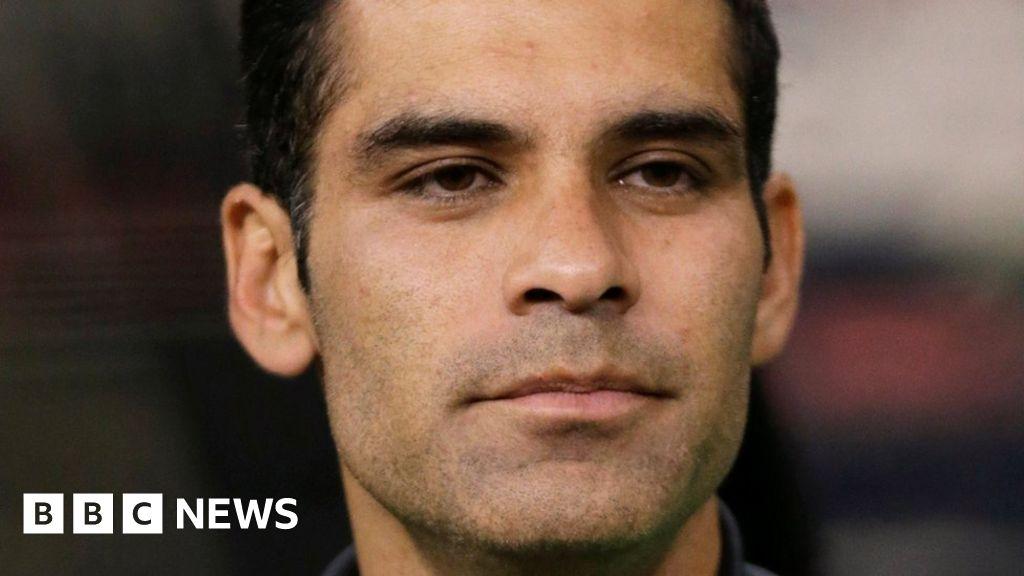 1beec4a3a Rafael Márquez  Mexico footballer denies drugs cartel link - BBC News