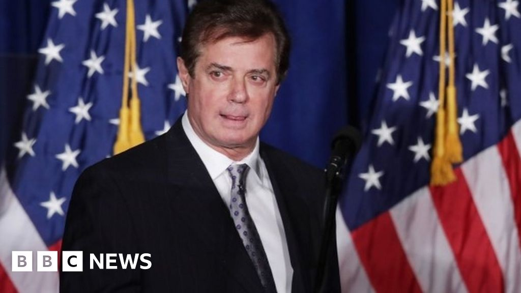 Trump-Russia: New charges for Paul Manafort and Rick Gates