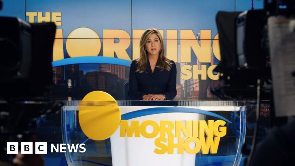 The Morning Show: Why are there so many TV shows about TV shows?