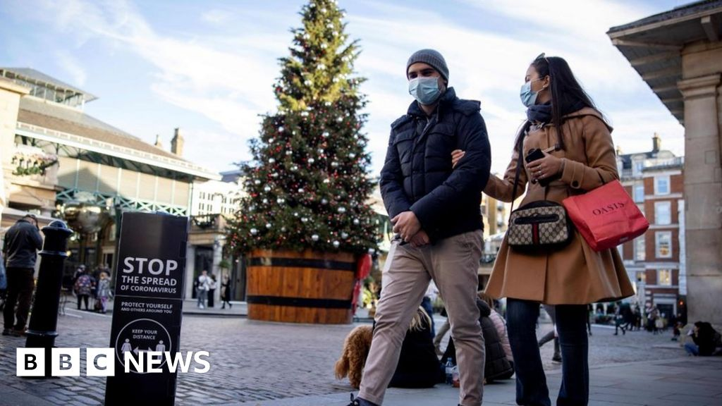 Covid: Shops in England can open 24 hours a day over Christmas