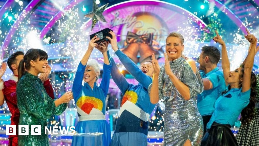Strictly Come Dancing Christmas special winner crowned