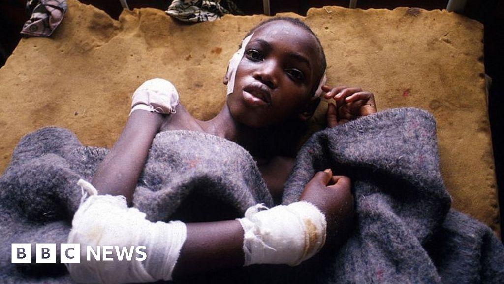 Rwandan genocide report based on French ties