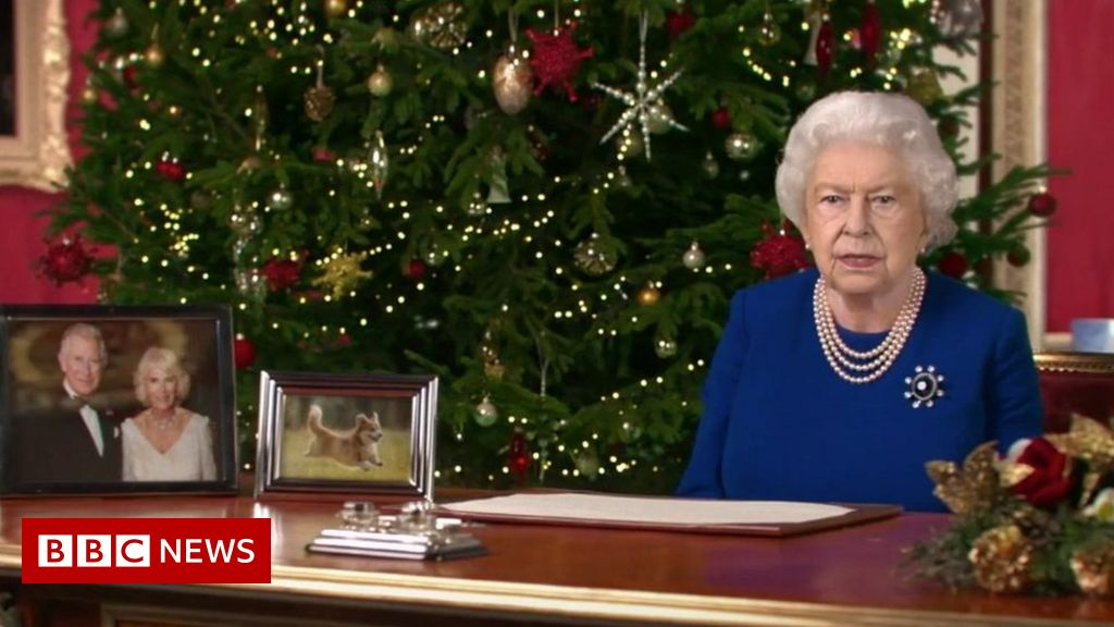 The Queens Christmas Speech 2021 Deepfake Queen To Deliver Channel 4 Christmas Message Bbc News