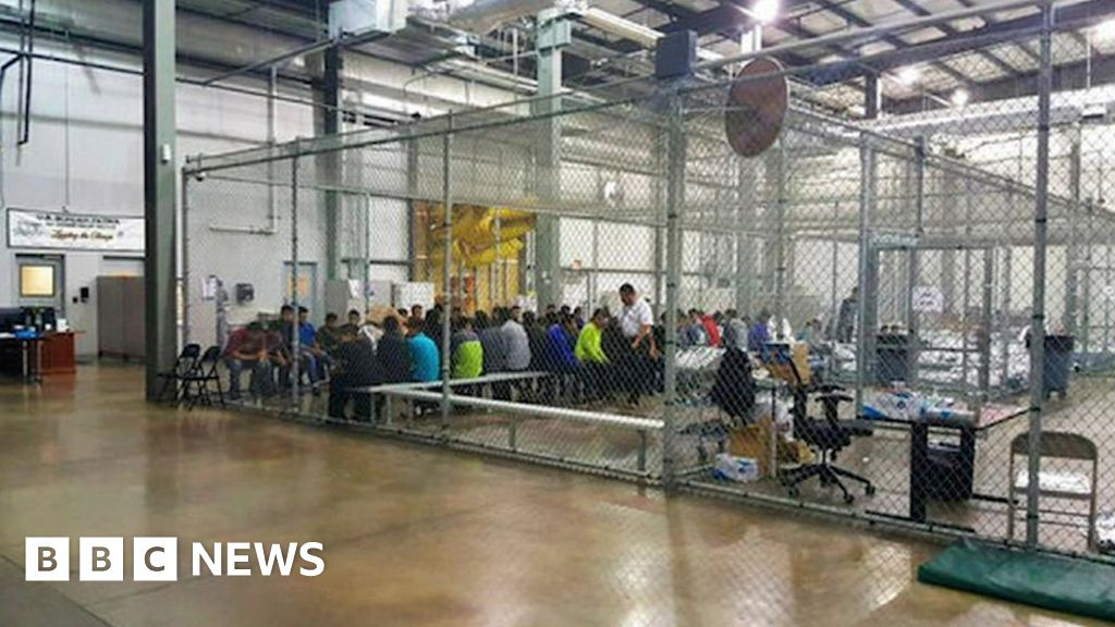 Texas Kids Werent Kept Out Of Special >> Trump Migrant Separation Policy Children In Cages In